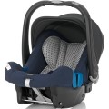 romer-baby safe plus shr 2 group 0+ car safety seat blue st